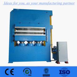 Am meisten benutzter hydraulischer Gummi-formenvulkanisierenpresse