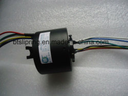 12 circuitos a través del agujero anillos rozantes CE, FCC, RoHS, ISO