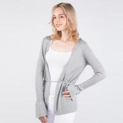 2019-Stijlen Women Knitwear Silk & Cashmere combineert Cardigan