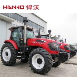 De duurzame Kwaliteit Goedgekeurde 4X4 LandbouwTractor van het Landbouwbedrijf met Prijs