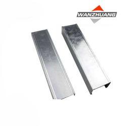 Em forma de T suspensa Lighgage viga de aço galvanizado, placa de gesso para a fixação do limite máximo de House