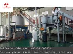 Gerät für die Wiederverwertung des Küche-Abfalls, des überschüssigen Öls, des überschüssigen Lehms zum Produktions-Biodiesel, des industriellen Öls und des organischen Düngemittels; Küche-überschüssiges Gerät/Maschine