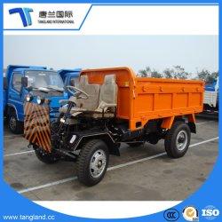 De diesel Driewielers van de Macht voor het Dumpen van Goederen in de Tunnels van de Mijn