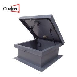 사용자 정의 크기 사용 가능한 Galvanized Steel Roof Hatch Cover