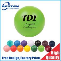 ترقية رخيصة رغوة PU الكرة الإجهاد PU الكرة المضادة للتوتر