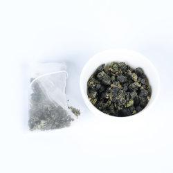 حقائب شاي مثلثة من شكل مثلث، شدادة Oolong Tea Guan Yin