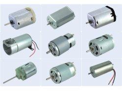 Magnetismo permanente micro motor DC
