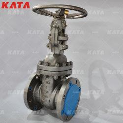 يدوي متشكلة DN100 SS 304 316 من الكربون المقاوم للصدأ صمام بوابة ذو 6 بوصات بسعر من الفولاذ