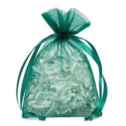 Высочайшее качество чисто Organza сетка украшения кулиской сумка мешок для упаковки