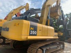 Utilisé Komatsu PC350-7350-8/PC/PC360/PC320/PC490/PC220/PC200/PC240/PC160 Le Japon Origine de l'excavateur/35 tonnes/véritable peinture/1,7 m3