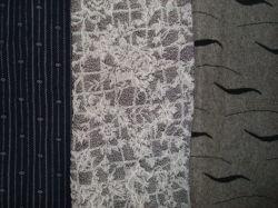 Жаккард высокой растянуть Warp трикотажные ткани
