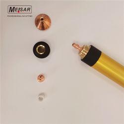 Soplete de plasma el electrodo y boquilla para P80/Yk100