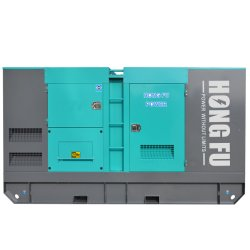 313kVA 250kw leiser lärmarmer Cummins 60Hz Diesel-dreiphasiggenerator