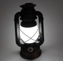 Candle coxo Vintage Lantern dois modelos a cintilação Camping Lantern