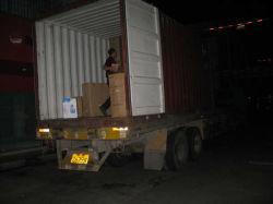 Vervoer/Vrachtvervoer van HK aan Guangzhou