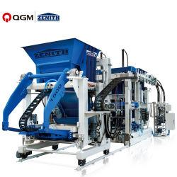 Zenith écologique moderne en brique creuse hydraulique/solide des machines
