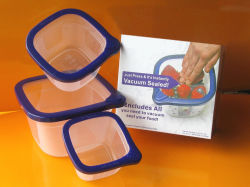 Tampa de armazenamento de alimentos /Houseware (H-B2529)