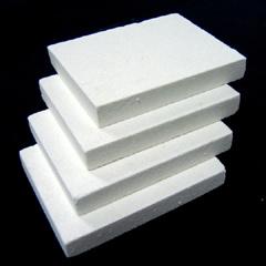 Alto cartone di fibra di ceramica refrattario di ceramica del cartone di fibra del silicato dell'allumina della scheda del cartone di fibra della scheda 1260 dell'isolamento termico