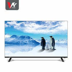 "Novo Design Home TV 32"" LED TV LCD sem caixilho com sistema Android smart TV digital 9.0"