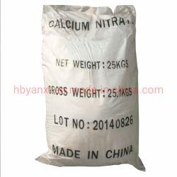Industrieel calciumnitraat tetrahydraat/calciumnitraat 4H2O met Agri-grade