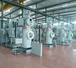 Apparecchiatura elettrica di comando placcata del metallo isolata Sf6 per il trasporto e la distribuzione di energia