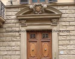 Fenêtre de marbre// de bas de la pierre de marbre seuil/seuil/fenêtre en pierre sculptée