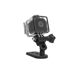 Con Full HD 1080p Mini Cámara Visión Nocturna Waterproof Sensor CMOS cámara grabadora cámara CCTV Cámara de acción de la cámara de seguridad de la Cámara de deportes