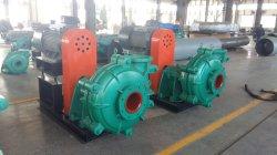 Le traitement des minéraux d'exploitation minière de la pompe centrifuge de lisier de caoutchouc industriels
