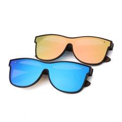 2020 Venta caliente Moda Gafas de sol Gafas de marco de bambú