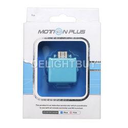 OEM Motionplus voor het controlemechanisme-Blauw van het Spel Wii (dB-Ii0387P)