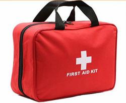 مجموعة الإسعافات الأولية الطبية أو المنزلية أو حالات الطوارئ الخارجية من قبل مصنعي المعدات الأصلية (OEM) صندوق الحقائب صندوق شخصي السفر