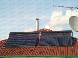 Inländisches Heißwasser-SolarSolarheizsystem mit SolarKeymark und SRCC (SR15-58/1800)