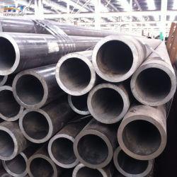 St37 горячей перекатываться черного цвета из углеродного бесшовных стальных трубопроводов