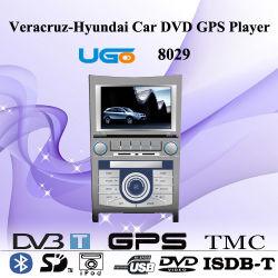 UGO voiture spéciale DVD lecteur GPS pour Veracruz-Hyundai (8029)