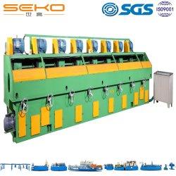 آلة تلميع أنبوب أنبوب SSS تلقائية لا تعمل بأنبوب لا مركزي
