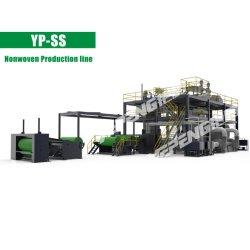 Ss S duplo de alta qualidade Spunbond estável Nonwoven a máquina
