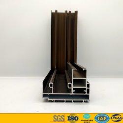 Foshan fabricação de alumínio Multi-Track Alimentação/Alumínio Double-Track portas deslizantes e Windows