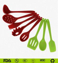 Het aangepaste Keukengerei van het Silicone van het Vaatwerk van het Gebruik van de Producten van het Silicone van de Rang van het Voedsel Dagelijkse