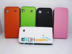 Вертикальный кожаный футляр для Samsung Galaxy S I9000