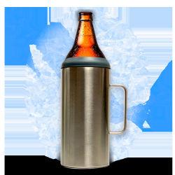 中国の雪男の価格2020絶縁される最新の40のOzのDouble-Walledステンレス鋼はビールまたはワインのためのクーラーできる