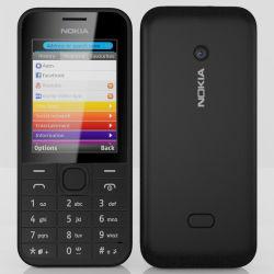 """Оригинал на Nokie 208 2,4"""" 1,3 мобильных телефонов стандарта GSM"""