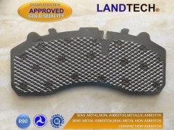 Garniture de frein de véhicule D1582-8794/23921/24589/23860