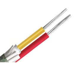 كبل مخصص من الألومنيوم متحدة المركز 25 مم مربع، كبل طاقة XLPE 0.6kv / 1kV