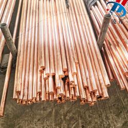銅ロッドの連続鋳造と圧延
