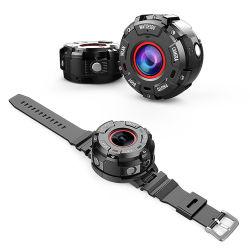 옥외 착용할 수 있는 시계 사진기가 시계 사진기를 방수 처리하는 HD 지능적인 WiFi가 디지털 스포츠 사진기에 의하여