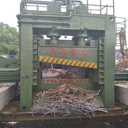 La ferraille lourde hydraulique de cisaillement de machine de découpe de cisaillement de la guillotine