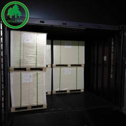 GSM 300, 350 gramos, 400 gramos de papel/cartón blanco Fbb Fbb GC1 GC2/blanqueada Fbb recubierto de cuadro de la junta de plegado