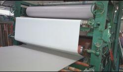 Máquina de laminación de PVC (PVCM-002).
