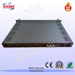 8 1 MPEG-4 HD/H. 264 den Input in des Kodierer-8*HDMI und IN DER IP-Ausgabe