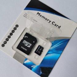 4 GB de cartão de memória Class10 4GB de alta classe de velocidade 10 Uhs-I cartão Micro SD para Smartphone